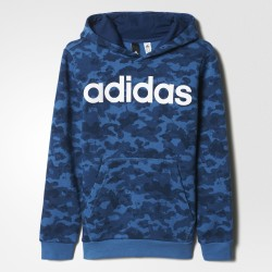 Sudadera Adidas Essentials Linear Junior BK3479