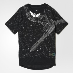 Camiseta Adidas Star Wars Junior BK1082