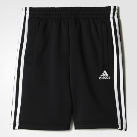 Pantalón Corto Adidas Essentials 3 bandas Junior BQ2824