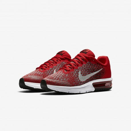 bf4a7c3af17c60 Zapatillas Nike Air Max Sequent 2 JR 869993 600 - Deportes Manzanedo