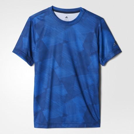 Camiseta Adidas Printed Training Junior BK0844