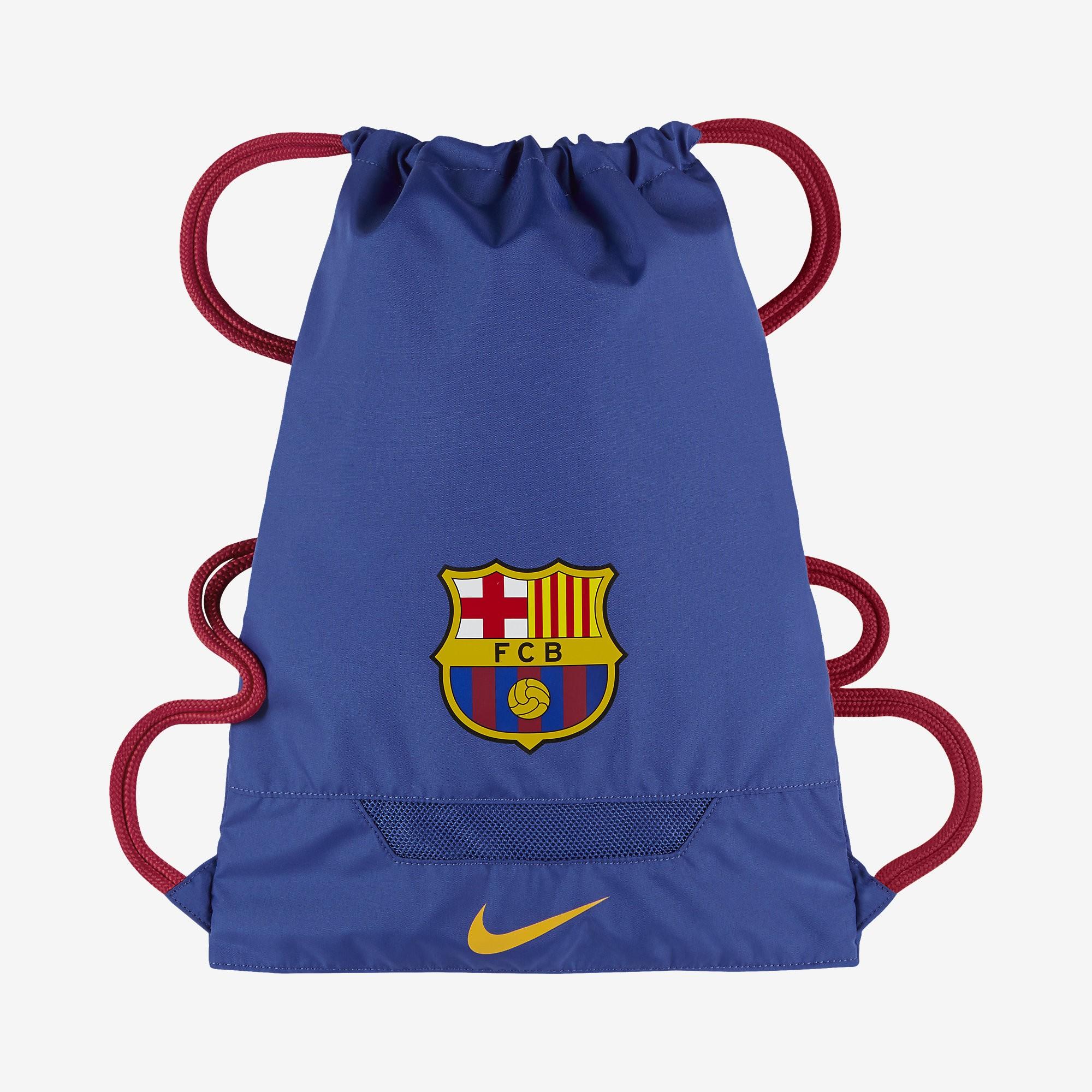 Bolsa cuerdas Nike FC Barcelona Allegiance BA5289 - Deportes Manzanedo f56482a1a1c2a