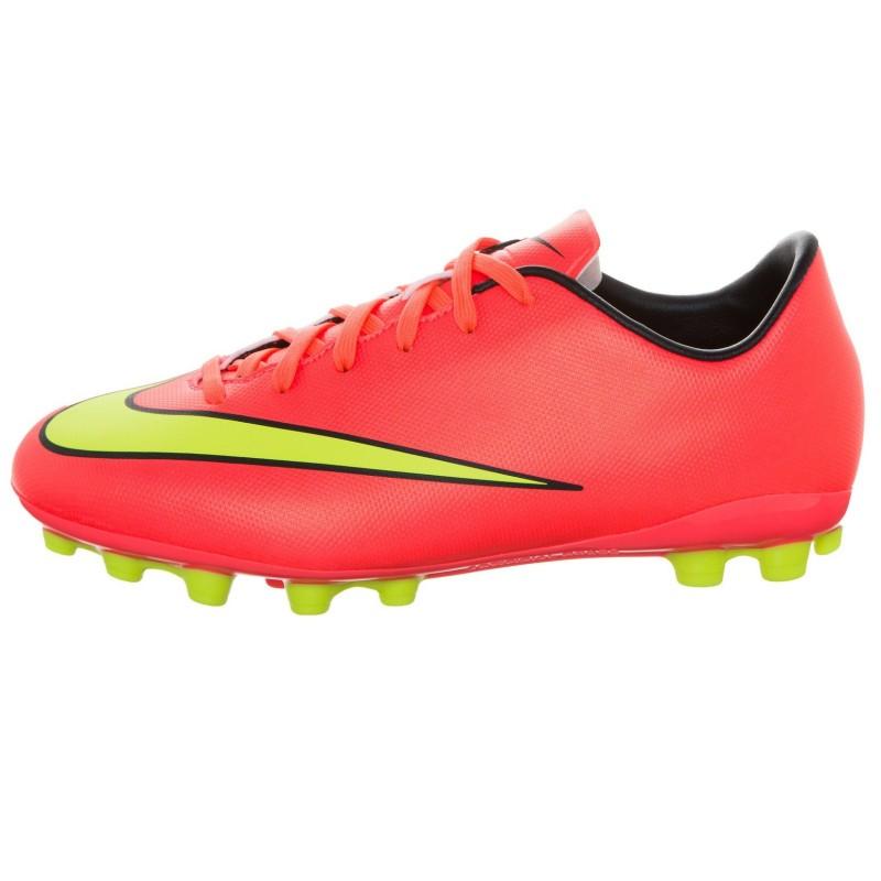 Nike Botas de Fútbol Gris Claro EU 38.5 (US 6Y) EV0jv