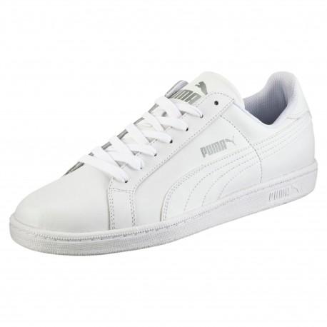 zapatillas blancas de mujer puma