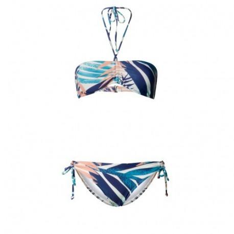 Bikini Roxy Bandeau Friday ERJX203131 WBS3