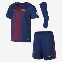 Equipación Niño Nike FC Barcelona 17-18 Stadium Home 847355 457