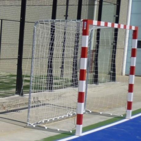 Portería RTM Sports Balonmano/Futbol sala Metalica Transladable H0004