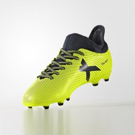 Botas Fútbol Adidas X 17.3 FG Junior S82369
