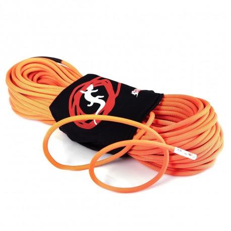 Cuerda Roca Zen FD 60m 8.1 mm Naranja