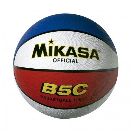 Balon Basket Mikasa B5 tricolor B-5-C