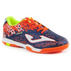 Zapatillas Futbol Sala Joma Champion jr 703 navy indoor