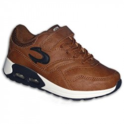 Zapatillas John Smith Rojin JR WA0417 Marrones