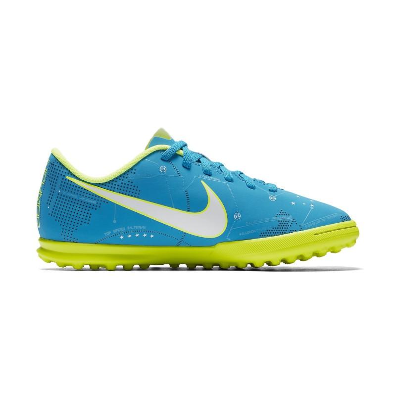 ... Zapatillas Fútbol Sala Nike Mercurial Vortex III Neymar TF 921490 400  ... d9b4b95e2c24c