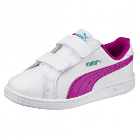 Zapatillas Puma Smash Fun Leather V PS 361591 11