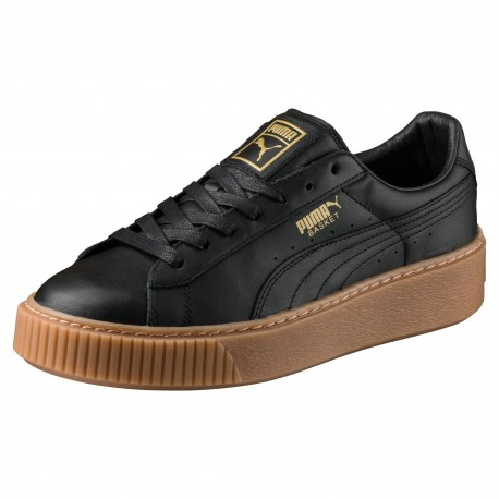 Zapatillas Puma Basket Platform Core 364040 02