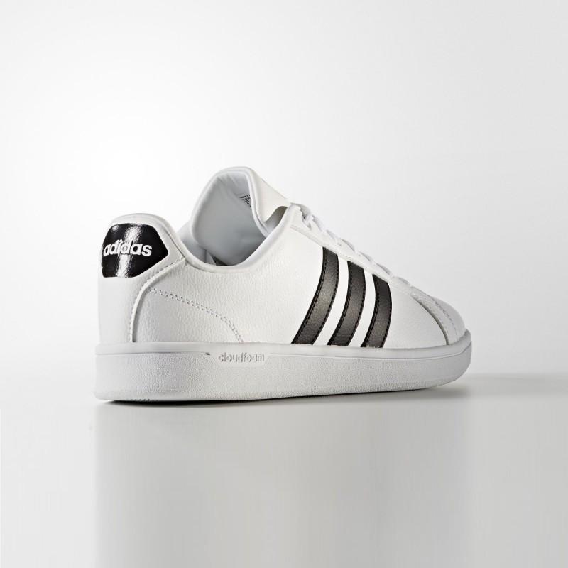 Adidas Advantage Clean Deportes Aw4294 Manzanedo Zapatillas Cloudfoam 7yb6gf