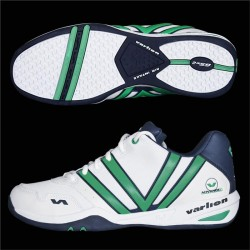 Zapatillas Varlion Padel V-Advanced Hombre verde blanco