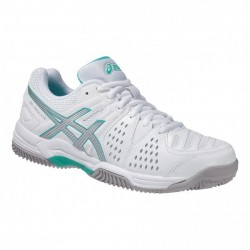 Zapatillas Asics Lady Gel-Dedicate 4 Clay E558Y 0193