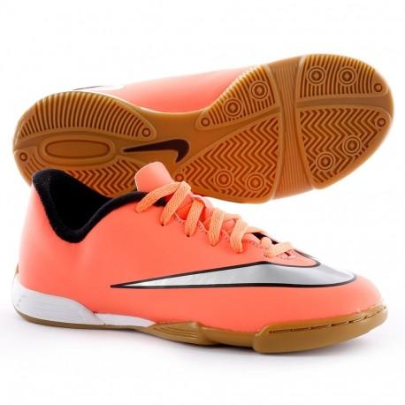 Zapatillas Fútbol Sala Nike JR Mercurial Vortex II IC 651643 803 ... a93daea59bb78