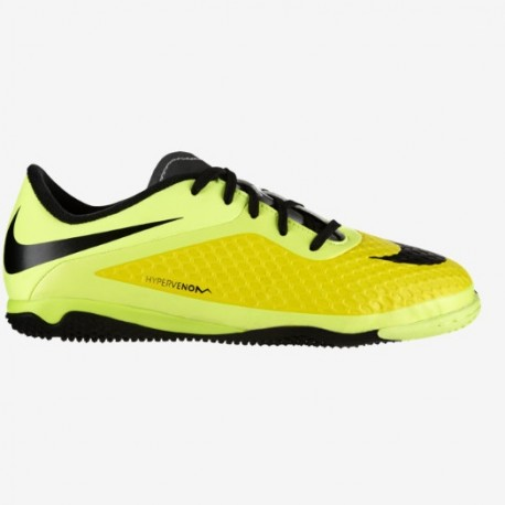 Zapatillas Fútbol Sala Nike JR HyperVenom Phelon IC 599811 700