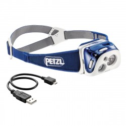 Frontal Petzl Reactik 220 lumenes E92HMI