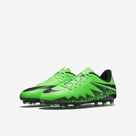 efe4d3519e49a Bota Futbol Nike JR HyperVenom Phelon II FG 744943 307 - Deportes ...