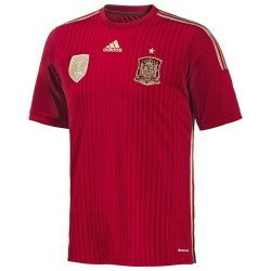 Camiseta Adidas España Mundial 2014 G85279 La Roja