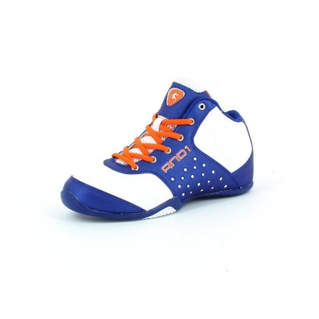 Zapatillas Baloncesto AND-1 Reign Mid Men D1038M WMO