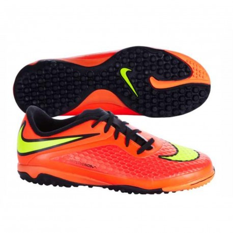 Zapatillas Fútbol Sala Nike JR HyperVenom Phelon IC 599811 690