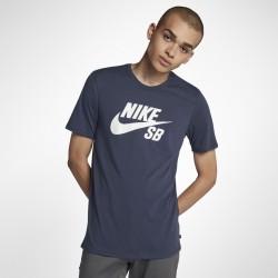 Camiseta Nike SB Logo 821946 471