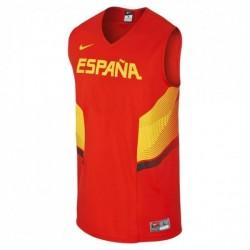 Camiseta Nike Baloncesto WC Spain blank replica 699961 600