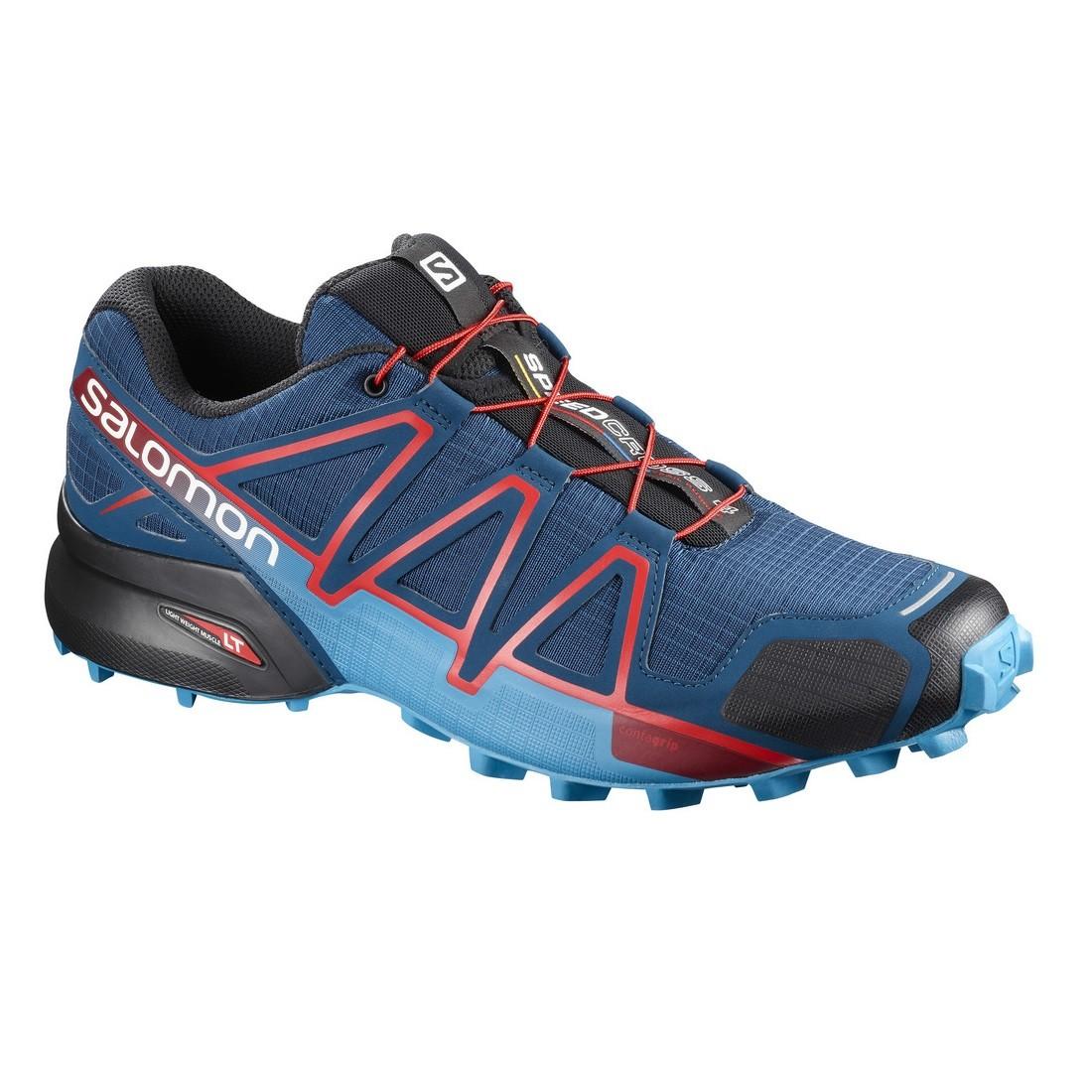 Zapatillas Salomon SpeedCross 4 L40079700 Deportes Manzanedo