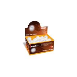 Pelotas Ping Pong NB Match caja 60 udes