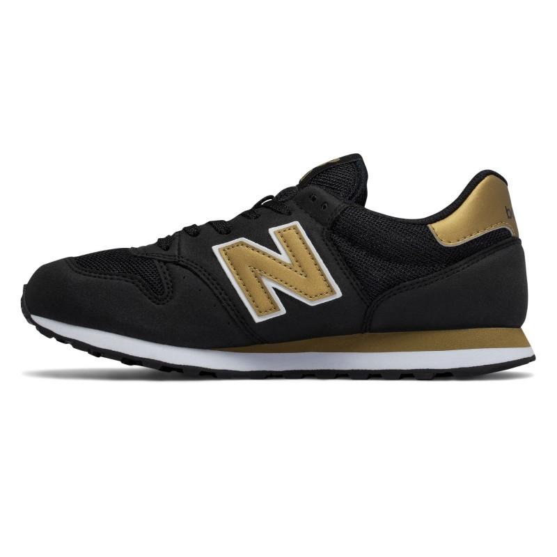 zapatillas new balance gw500 blanco dorado mujer
