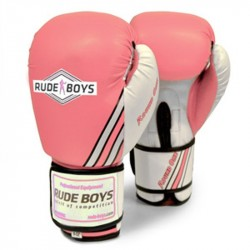 Guantes Rude Boys Round One 16010503 Rosas