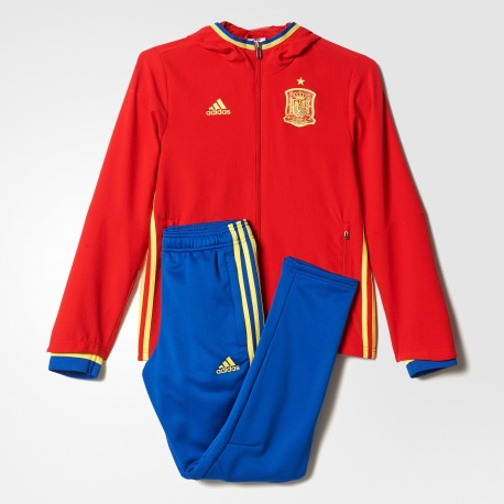 Chandal Adidas Selección Española Eurocopa 2016 Junior AI4845