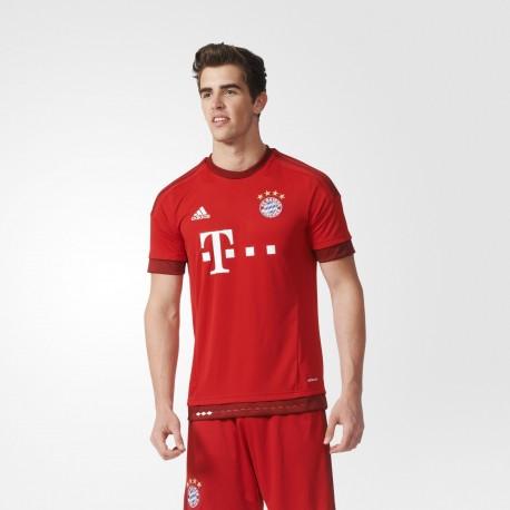 Camiseta Adidas Bayern 15-16 Local Adulto S14294