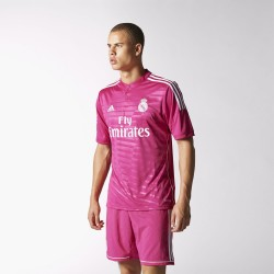 Camiseta Adidas Real Madrid Temporada 14-15 Rosa M37315