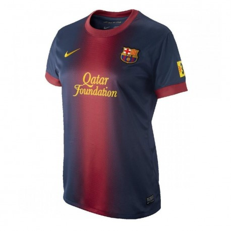 Camiseta Junior Nike Barcelona Temporada 12-13 Local FCB