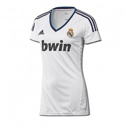 Camiseta Adidas Real Madrid 2012 2013 Mujer W41767