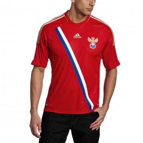 Camiseta Adidas Rusia Eurocopa 2012 X12073