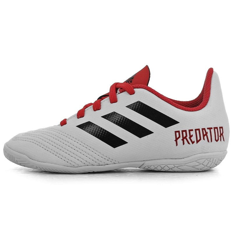 ec236ed2d4085 ... Zapatillas Fútbol Sala Adidas Predator Tango 18.4 IN J CP9103 ...