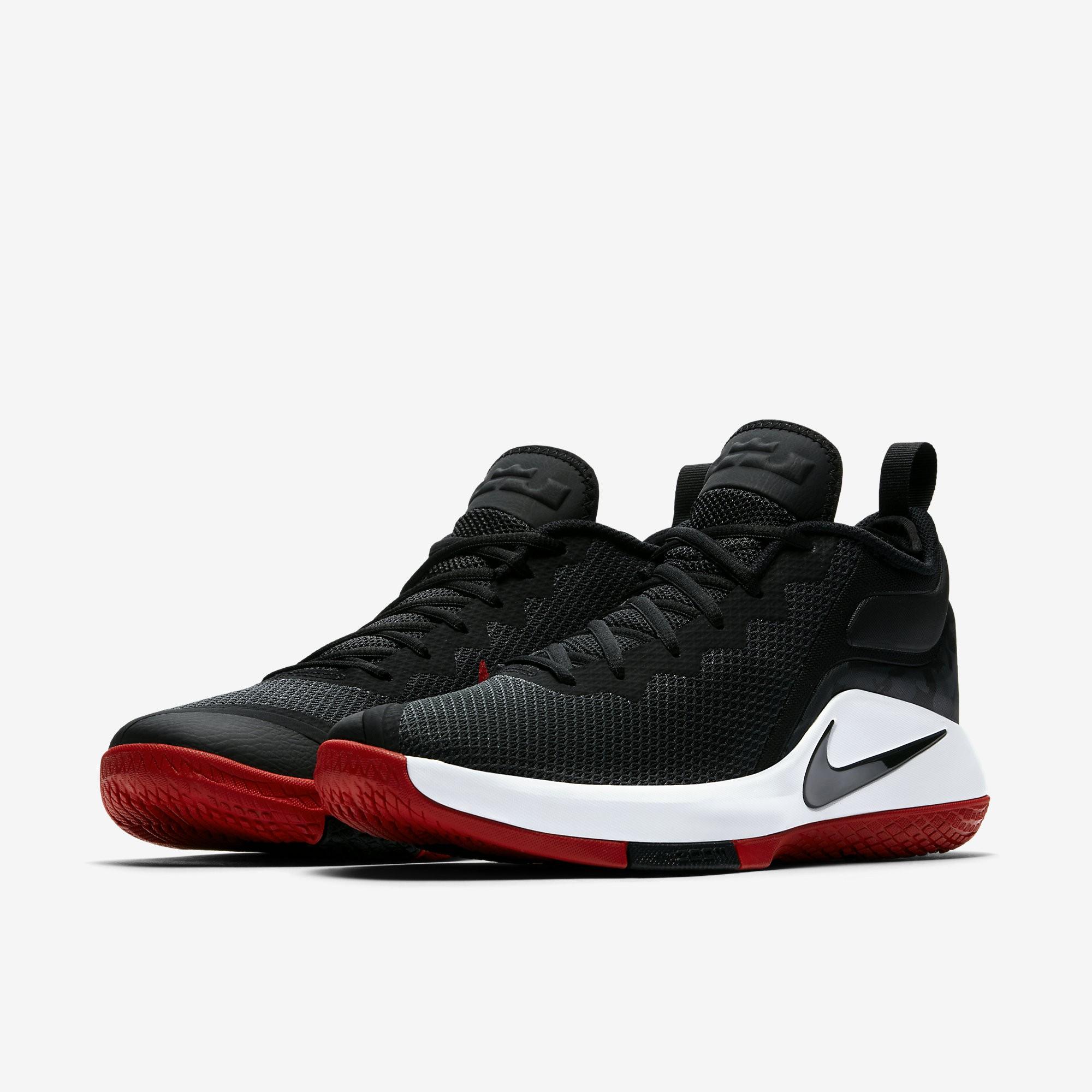 b8844d0ba1840 Zapatillas Baloncesto Nike Zoom LeBron Witness II 942518 006 - Deportes  Manzanedo