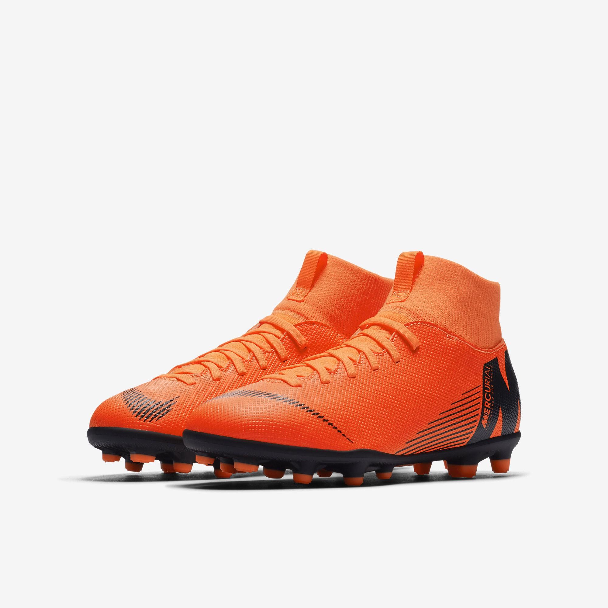 reputable site 2bf62 397e8 Bota Futbol Nike JR Superfly 6 Club MG AH7339 810 - Deportes Manzanedo