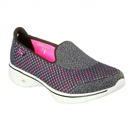 Zapatillas Skechers GoWalk 4 - Kindle 14145 BKHP