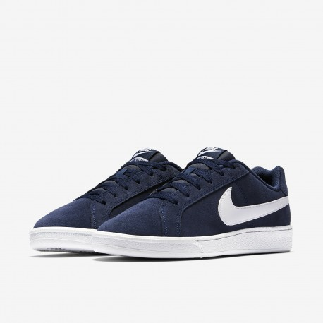 Zapatillas Tenis Nike Court Royale Suede 819802 410