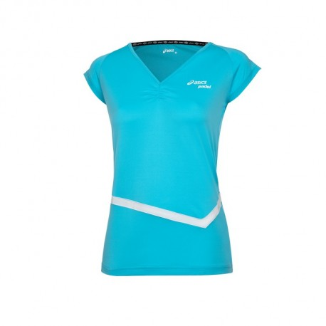 0814 339939 Mujer Sin Asics Padel Mangas Camiseta xBnwqU7pC
