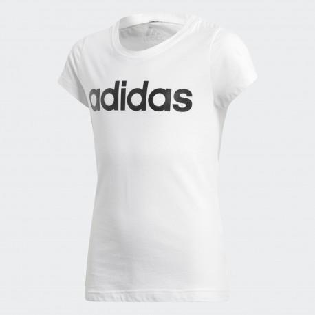 Camiseta Adidas YG Linear Tee BP8572