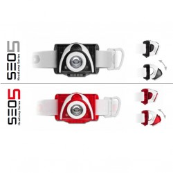 Frontal LED LENSER SEO-5