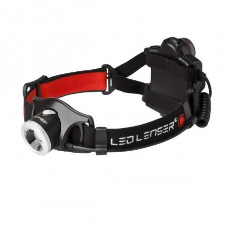 Frontal LED LENSER RECARGABLE H7R.2